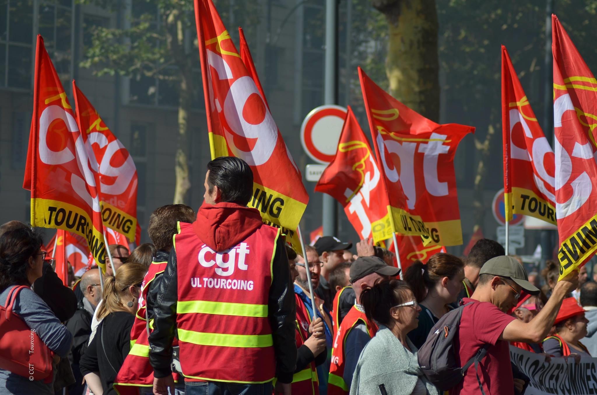 Union Locale CGT de Tourcoing